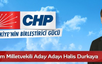 CHP Çorum Milletvekili Aday Adayı Halis Durkaya
