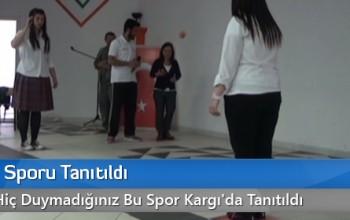 Hemsball Sporu Tanıtıldı