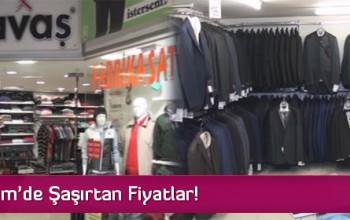 Savaş Giyim'de Şaşırtan Fiyatlar!