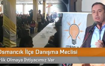 Ak Parti Osmancık İlçe Danışma Meclisi