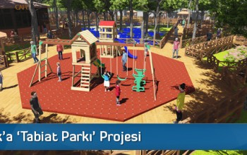 Osmancık'a 'Tabiat Parkı' Projesi