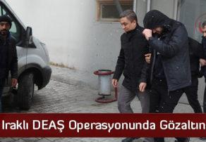 Çorum'da DEAŞ Operasyonu