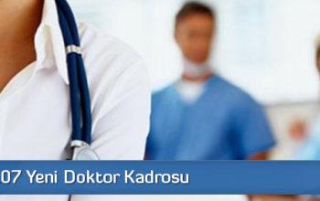 Çorum'a 107 Yeni Doktor Kadrosu
