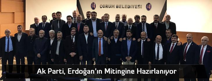 erdoganmitingihazirlik