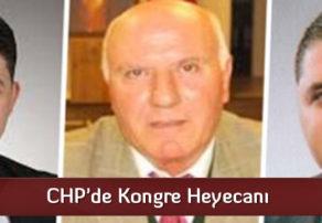 CHP'de Kongre Heyecanı
