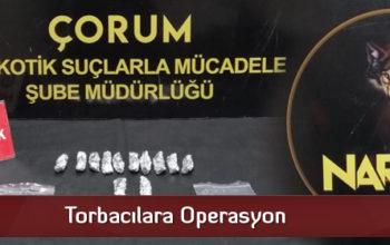 Torbacılara Operasyon
