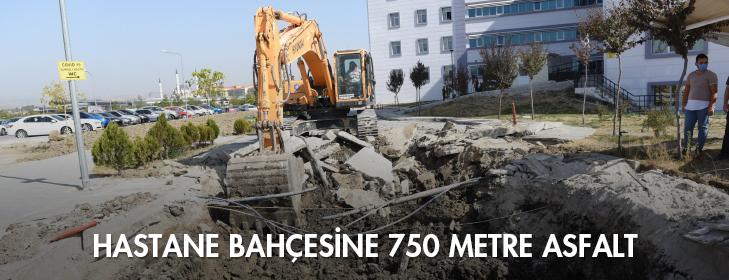 hastane-bahcesine-750-metre-asfalt